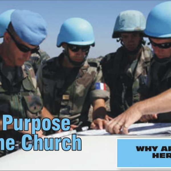 Purpose of the church - Dr. Isaiah Wealth
