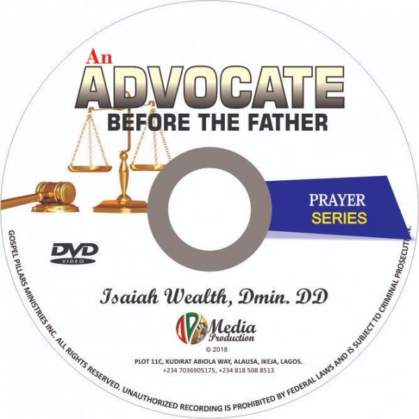 An advocate before the father