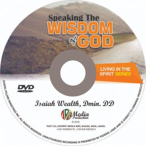 Speaking the Wisdom of God