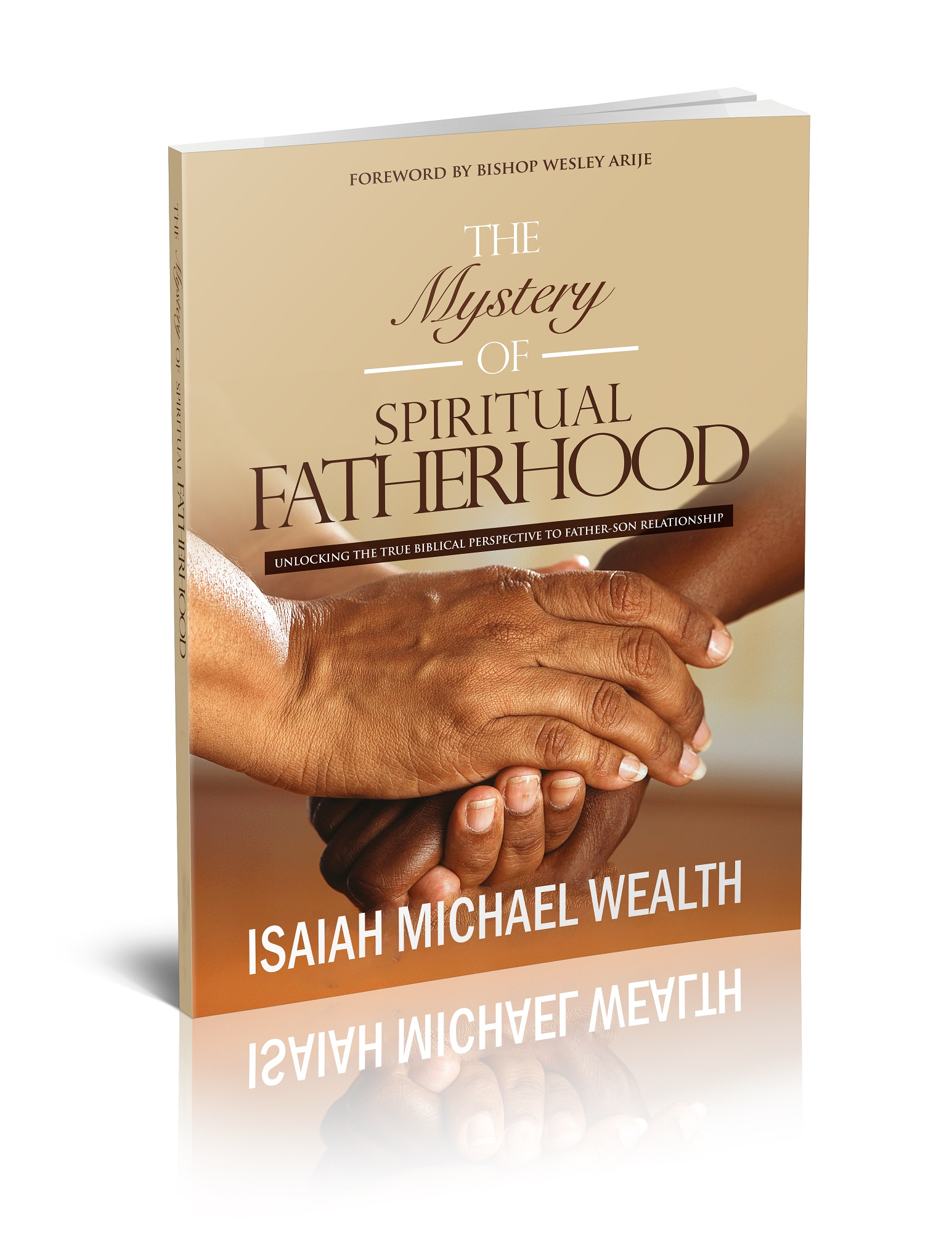 Dr. Isaiah Wealth book